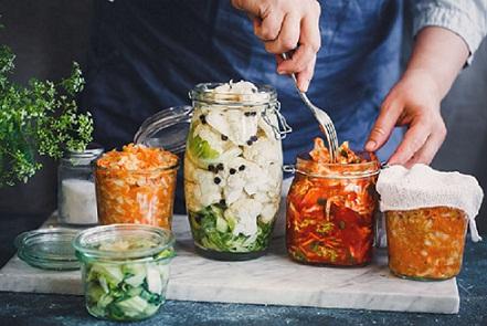 DIY Fermented Veggies