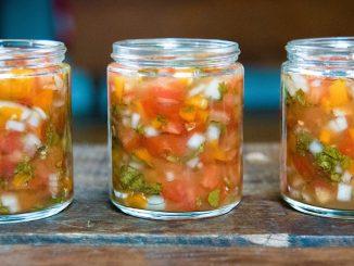 fermented salsa